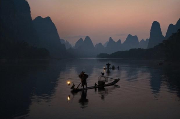 Fisherman of the Li River
