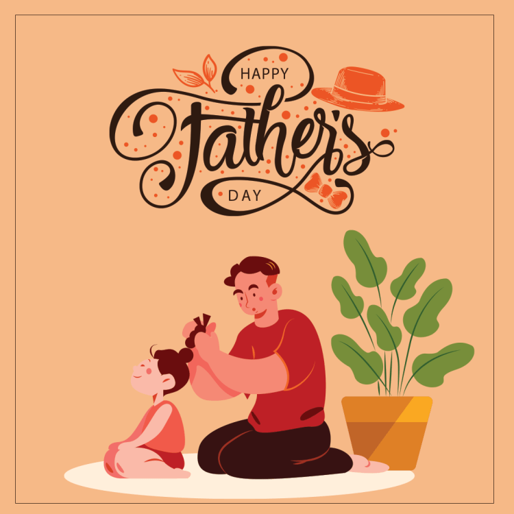 Fathers day wishes from daughter