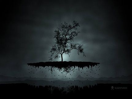 A Flying Tree