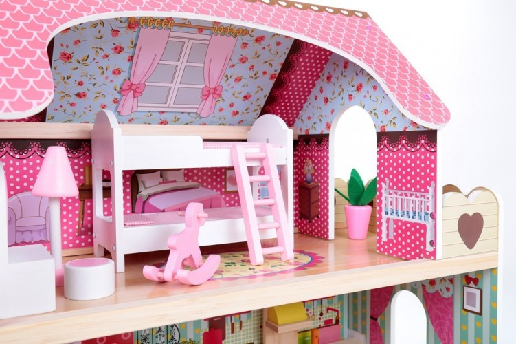 KidKraft Dollhouses  Our Top 8 Picks for 2018 Reviewed KidKraft Dollhouse Reviews