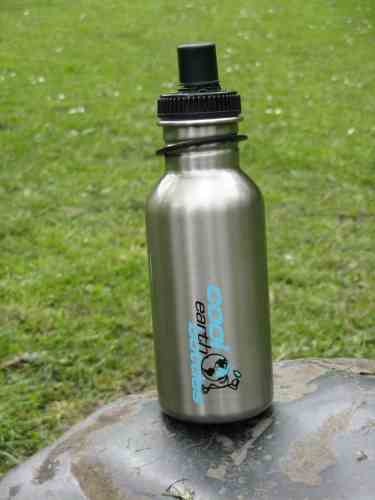 500ml Sports Stainless Steel Water Bottle – Steel