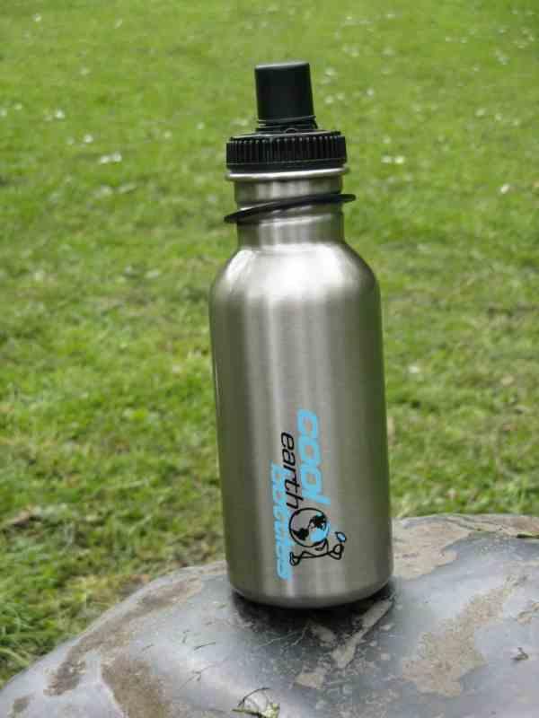 500ml Sports Stainless Steel Water Bottle – Steel