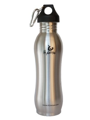 H2Onya Stainless Steel Water Bottle 750ml