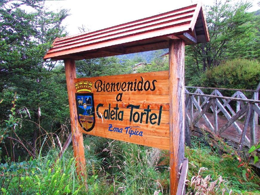 Toda la comuna en cuarentena: el aislamiento de Caleta Tortel
