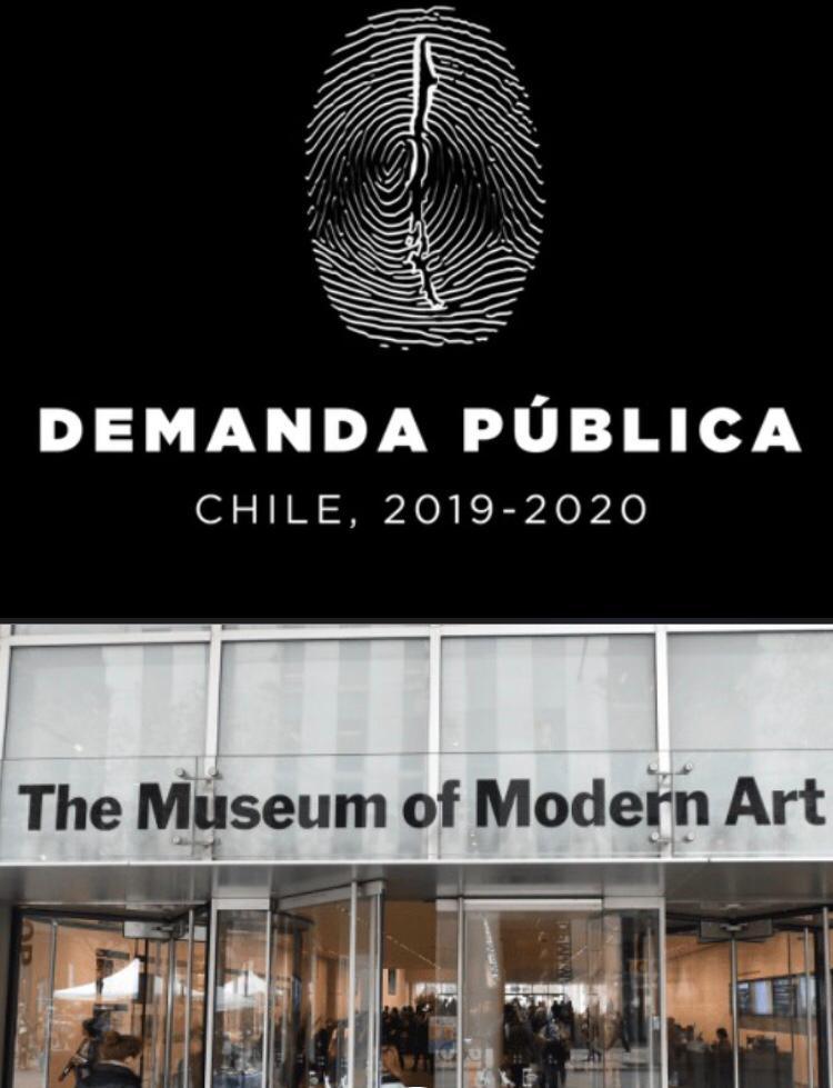 Museo de Arte Moderno de Nueva York compra obra de artista chilena
