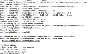 Install and Configure wget on macOS and fix SSL GNUTLS error