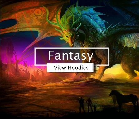 Coolest Fantasy Hoodies