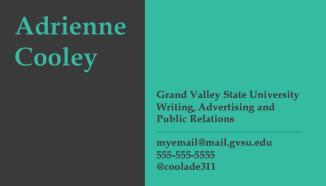Business Card Public
