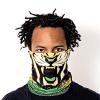 Jamaica-Flag Face