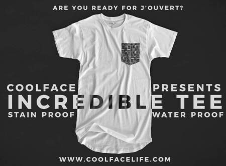 The Incredible Tee - Are you ready for Jouvert