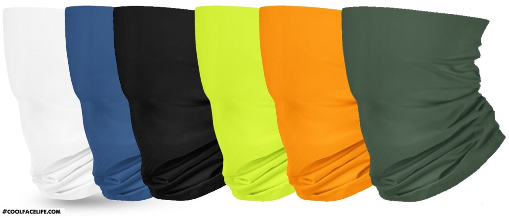 Blank Colors Bandanas