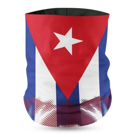 Cuba Front Face