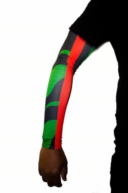 Pan African Sleeve