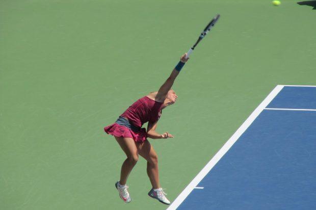 Sara Errani Rogers Cup Montreal 2014