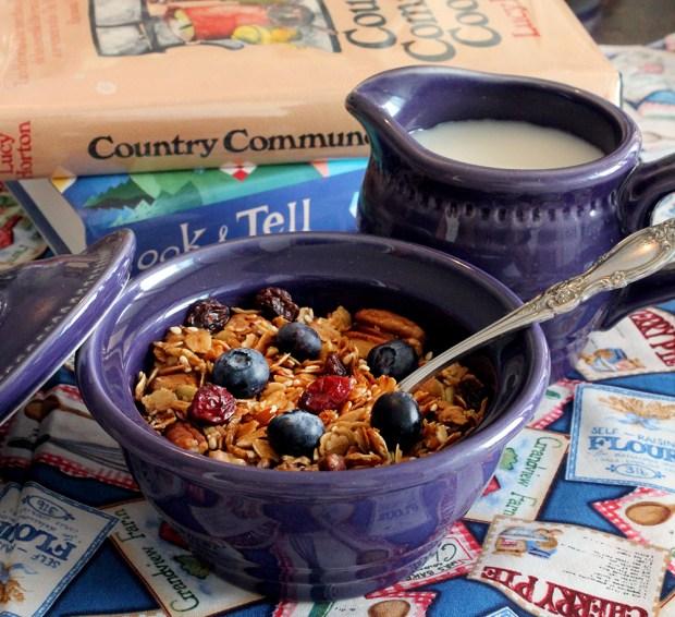 10 Superb Granola Recipes