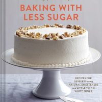 Book Review: Baking with less sugar by Joanne Chang