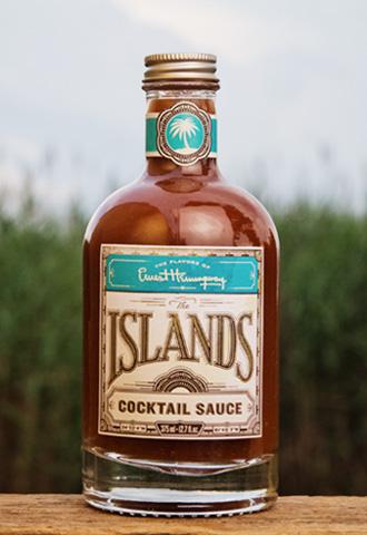 Ernest Hemingway cocktail sauce the-islands