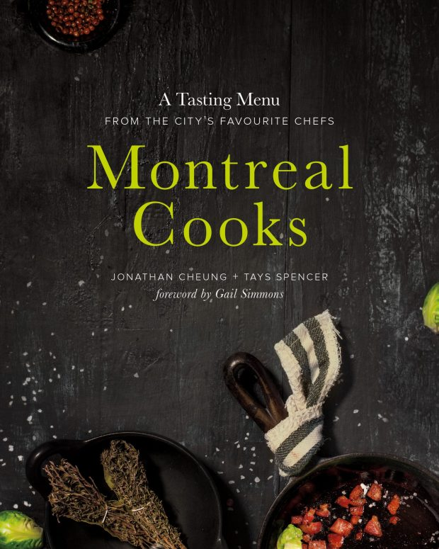 Montreal Cooks cover