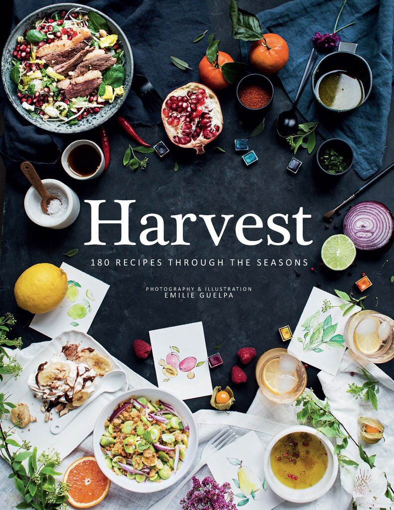 Book review harvest cool food dude book review harvest forumfinder Images