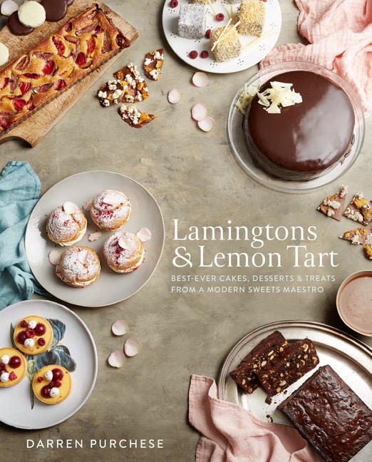 cookbook review lamingtons lemon tart cool food dude