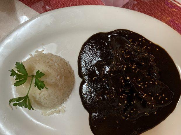 Gish Bac - Mole Negro