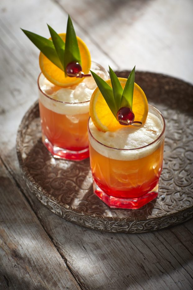 Rum Punch Reinvented