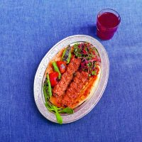 Spicy Kofte Kebab