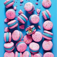 BirthdayCake Macarons