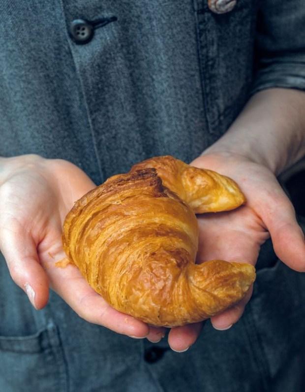 Croissants, Poilâne