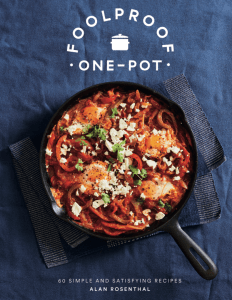 Foolproof One-pot