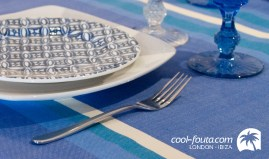 Tablecloth Fouta by Miguel A. Álvarez