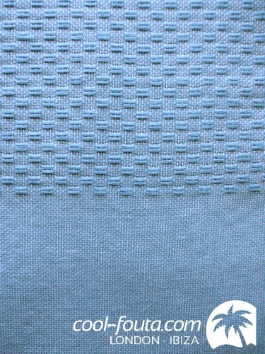 Honeycomb Blue Sky by Cool-Fouta