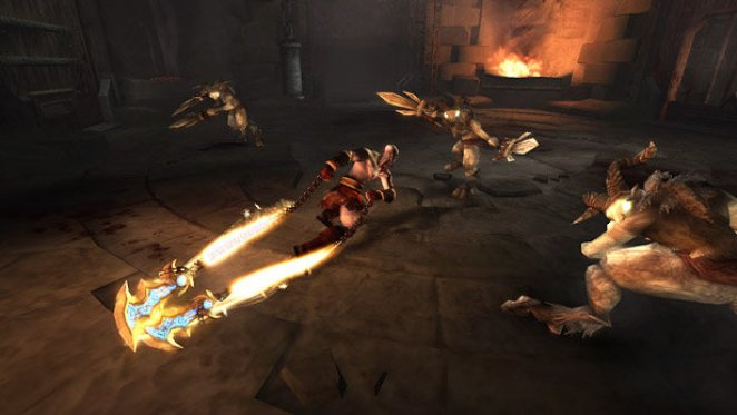 God Of War Ghost Of Sparta Highly Compressed For Android