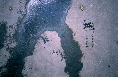 Spaceinvaders Footprint