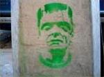 Stencil1 Gallery Frankenstein