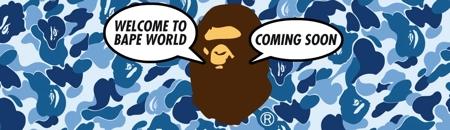 Bapeworld Comingsoon