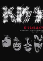 Kiss Coverart