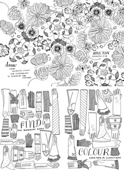 No Longer Limited To Superheroes Or Adorable Animals The New Wave In Coloring Books Offer Same Creative Outlet On An Artsier Scale With Illustrations