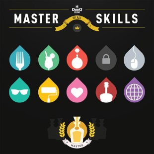 DonQ Master of all Skills