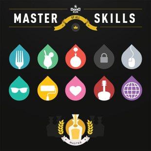 DonQ Master of all Skills