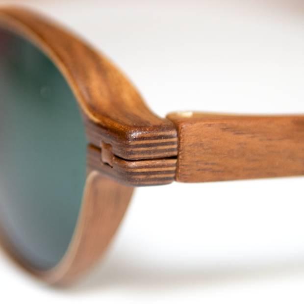 d2a186e5bb56 Herrlicht Wood Glasses - COOL HUNTING