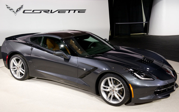 Interview Tom Peters And The 2014 Chevrolet Corvette Stingray
