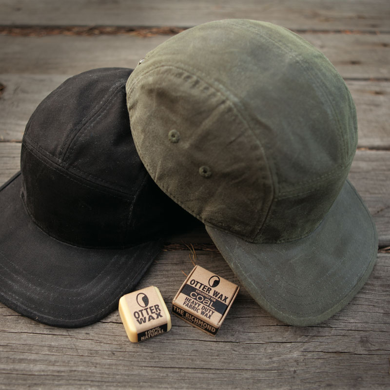 a14cf16a147 Coal + Otter Wax 5 Panel Hat Collaboration - COOL HUNTING