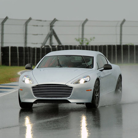 Test Drive 2014 Aston Martin Rapide S Cool Hunting