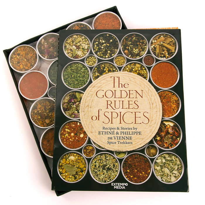 The Golden Rules of Spices