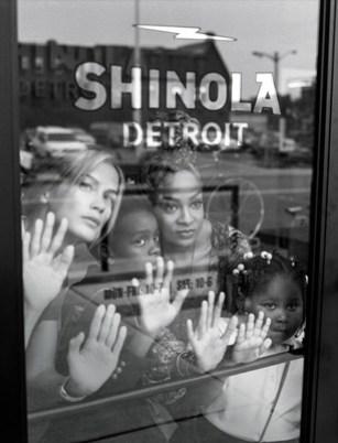 Shinola + Bruce Weber
