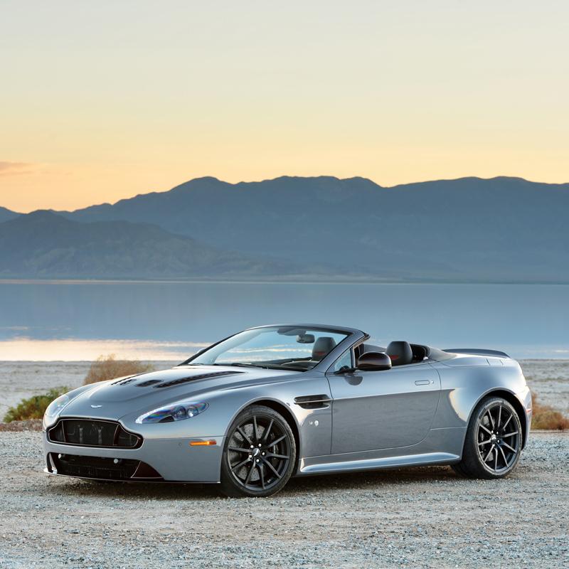 Test Drive 2015 Aston Martin V12 Vantage S Roadster Cool Hunting
