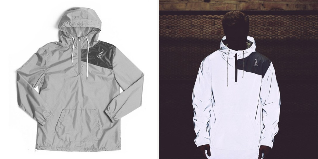 Imperial Motion Vector Reflective Windbreaker