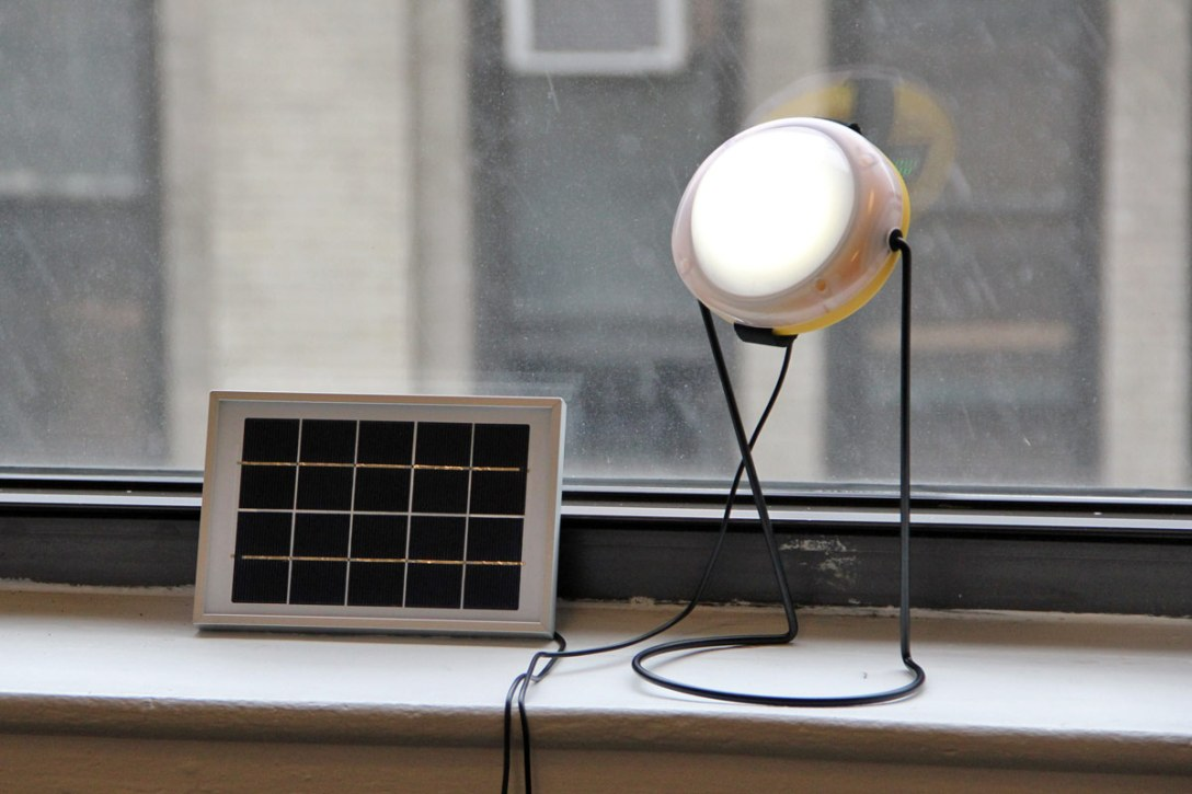 Solar on the Move with Sun King PRO
