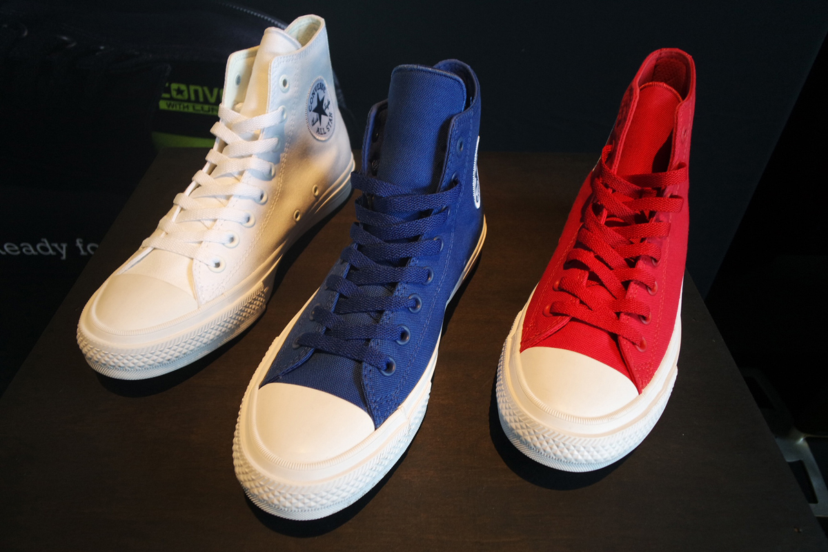 c07018294d70ff Converse Unveils the Chuck Taylor All Star II - COOL HUNTING